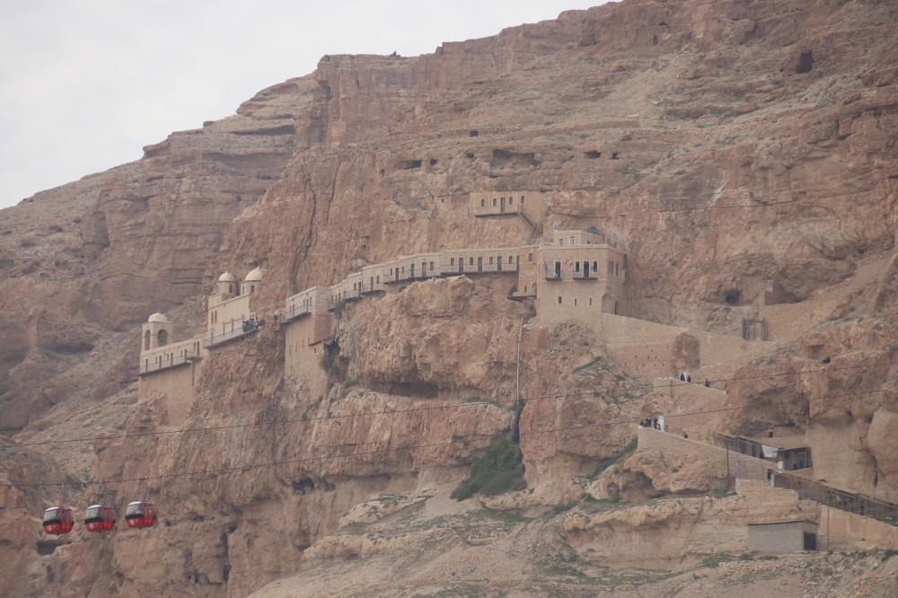 Jericho monestary